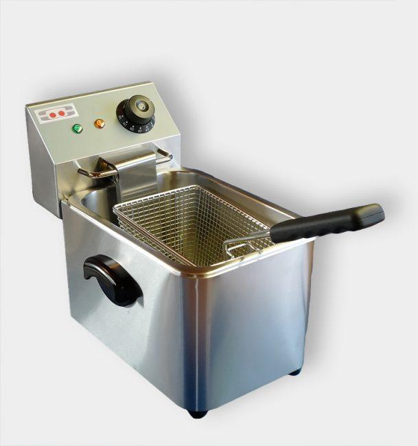 Thermoölbehälter 4 Liter